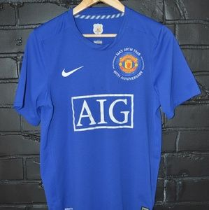 40th Anniversary Manchester United Jersey